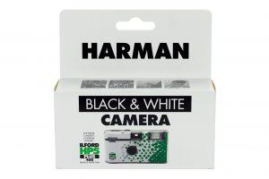 HP5 Plus Single Use Camera with Flash