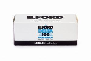 Ilford Delta 100 - 120