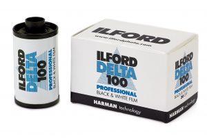 Ilford Delta 100 - 135
