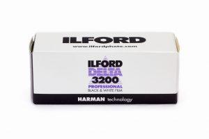 Ilford Delta 3200 - 120