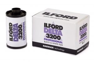 Ilford Delta 3200 - 135