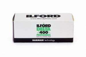 Ilford Delta 400 - 120