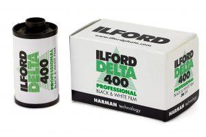 Ilford Delta 400 - 135