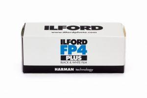 Ilford FP4 Plus - 120