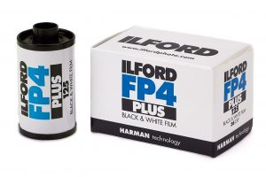 Ilford FP4 Plus - 135