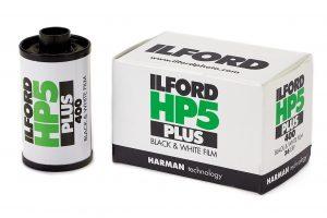 Ilford HP5 Plus - 135