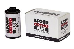 Ilford Ortho Plus - 135
