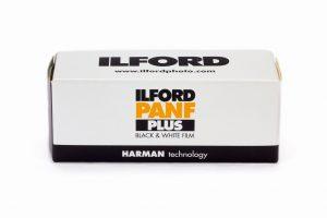 Ilford PANF Plus - 120