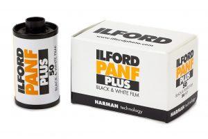 Ilford PANF Plus - 135
