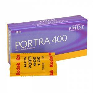 Kodak Portra ISO 400 - 120 - Medium Format