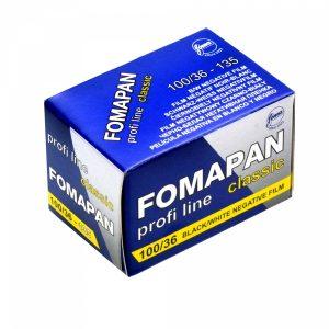 Fomapan ISO 100 Classic - 135