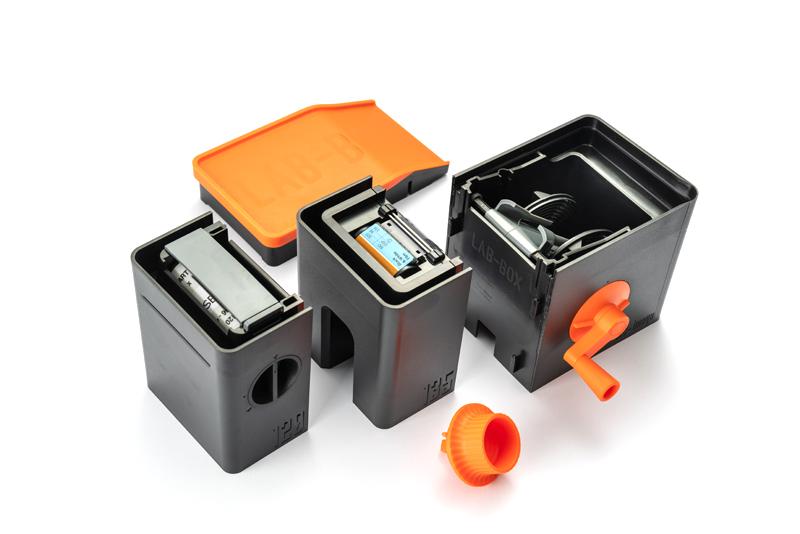 Ars-Imago Lab-Box - Processing Film At Home - Caffenol Lab, Ltd.