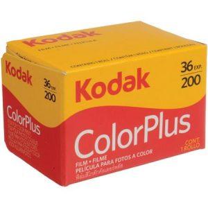 Kodak Colour Plus ISO 200 - 36 Exposures - Caffenol Lab - Ontario Canda