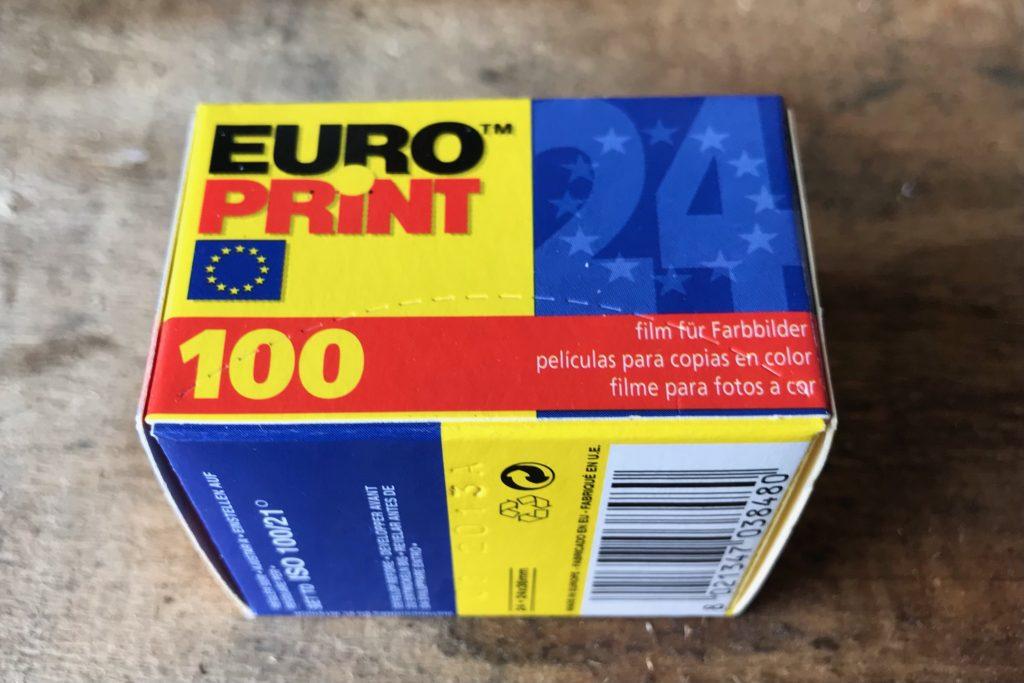 Ferrania Euro Print ISO 100 - 35mm Film - 135 - Caffenol Lab - Brantford - Ontario - Photo Lab - Canada