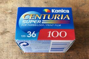 Konica Centuria Super ISO 100