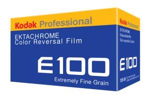 Kodak Professional Ektachrome ISO 100 - Daylight - 135 - 35mm - Brantford Photo Lab - Caffenol Lab
