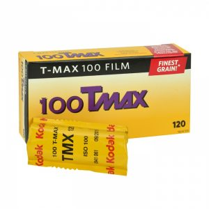 Kodak Professional T-Max ISO 100 - 120 - Medium Format - Caffenol Lab - Brantford Photo Lab - Ontario - Canada