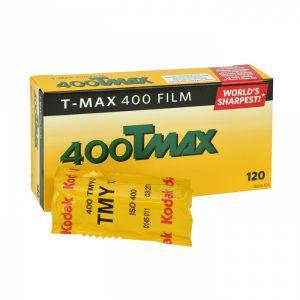 Kodak Professional T-Max ISO 400 - 120 - Medium Format - Caffenol Lab - Brantford Photo Lab - Ontario - Canada