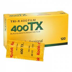 Kodak Professional Tri-X 400 - 400TX - 120 - Medium Format - Caffenol Lab - Brantford Photo Lab - Ontario - Canada