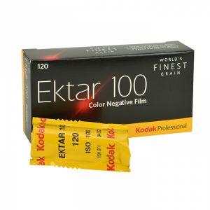 Caffenol Lab - Brantford Ontario - Photolab - Kodak Professional Ektar ISO 100 - 120 Medium Format Roll Film