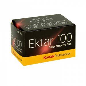Caffenol Lab - Brantford - Ontario - Canada - Kodak Professional Ektar ISO 100 - Film Roll - 35mm - C-41